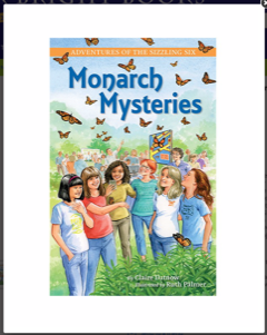 Monarch Mysteries cover