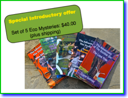 Special offer 5 eco mysteries